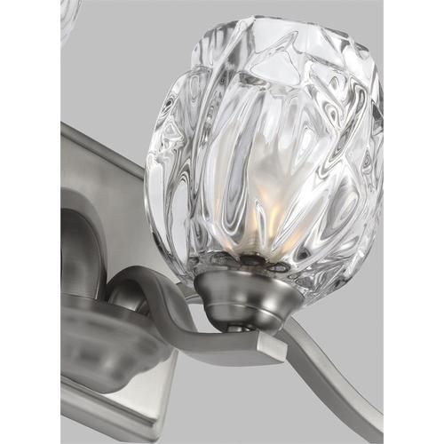 Kalli 3 - Light Vanity Chrome Bulbs Inc