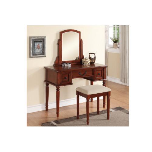 Gallery - Vanity Set W/ Stool