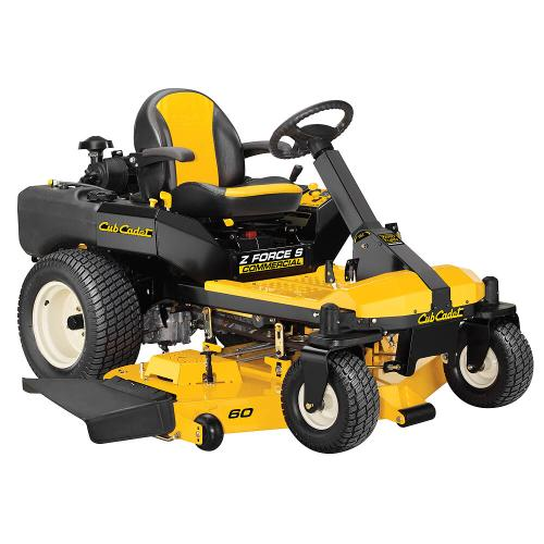Z-Force S 60 Cub Cadet Commercial Ride-On Mower