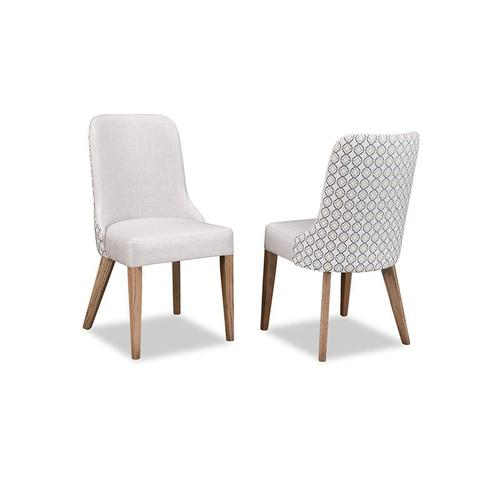 - Electra Side Chair in Leather