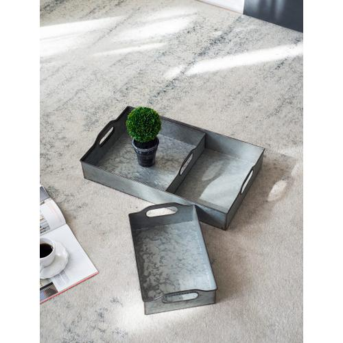 A & B Home - S/3 Tray