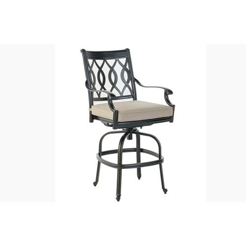 Alfresco Home - Endeavor Gathering Swivel Chair- AB