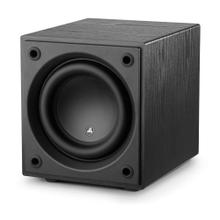 View Product - 8-inch (200 mm) Powered Subwoofer, Black Ash Finish