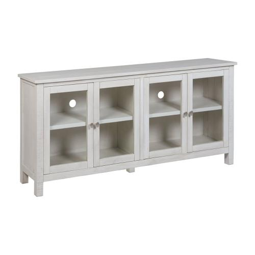 Severus 4-door Credenza In Antique White