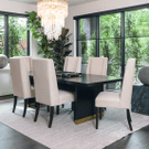 "Layton 96"" Dining Table Product Image"