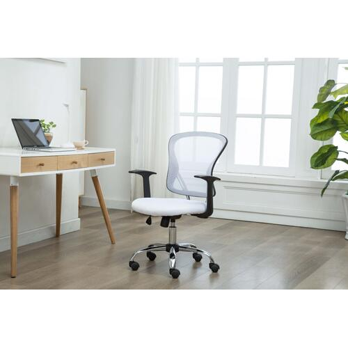 1139 WHITE Mesh Office Chair