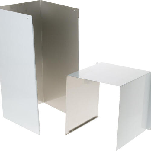 Duct Cover Extensions Stainless Steel - UXCH2NSS