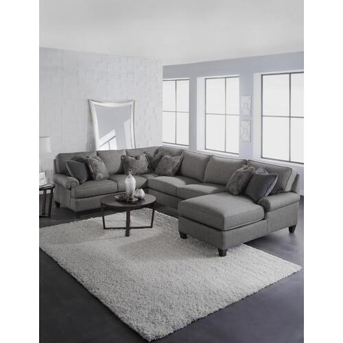 Chatham LAF Corner Sofa, Chatham Armless Loveseat, Chatham RAF One Arm Chaise