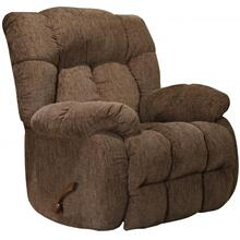 Rocker Recliner (CHOCOLATE AND SLATE)