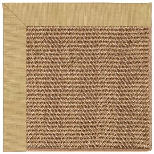 "Gallery - Islamorada-Herringbone Dupione Bamboo - Rectangle - 24"" x 36"""