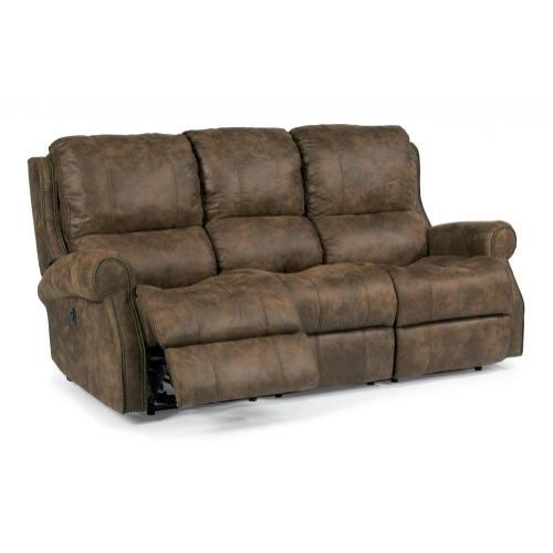 Product Image - Miles Fabric Power Reclining Sofa