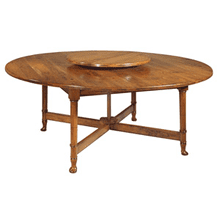 See Details - Padfoot Lazy Susan Table