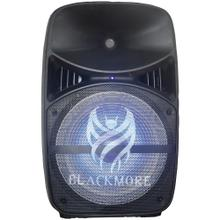 See Details - Portable Amplified 2-Way Loudspeaker with LEDs