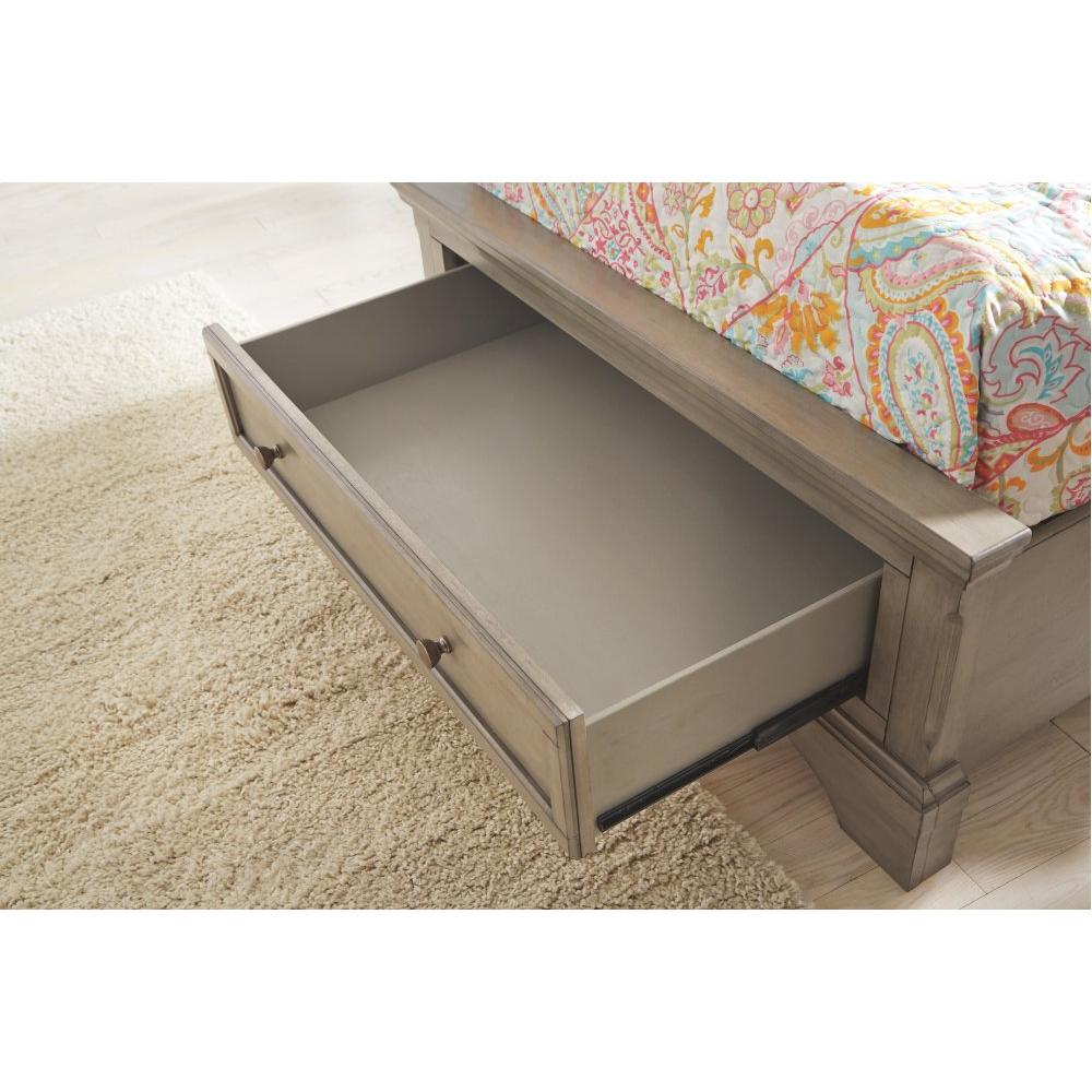 Lettner Twin Sleigh Bed