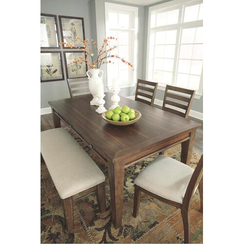 Flynnter Dining Room Bench
