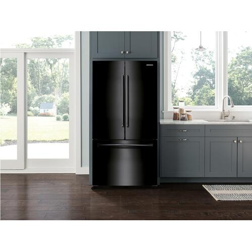 Samsung - 26 cu. ft. French Door Refrigerator with Internal Filtered Water