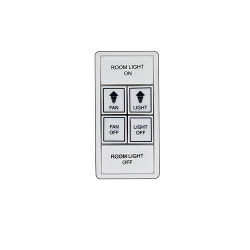 LinkLogic™ Remote Wall Control - White