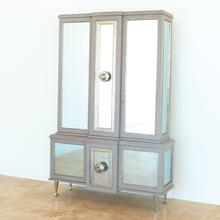 Marcel Cabinet-Grey/Top Only