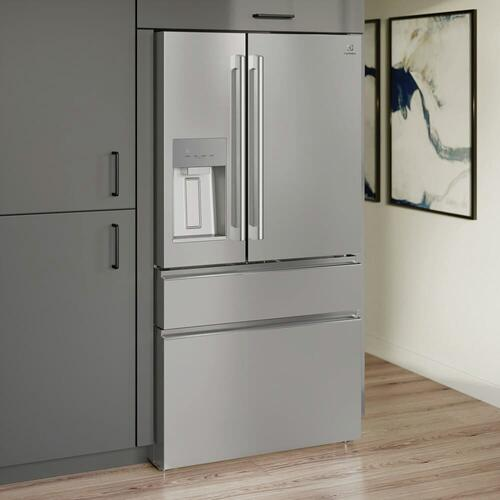 Counter-Depth French Door Refrigerator