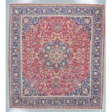 "PERSIAN 000057147 IN RED BLUE 11'-5"" x 12'-6"" Square"