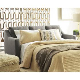 See Details - Daylon Queen Sofa Sleeper Graphite