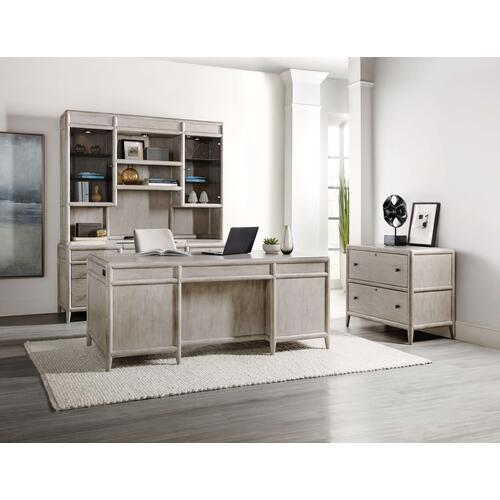 Burnham Executive Desk