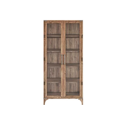 Passage Display Cabinet