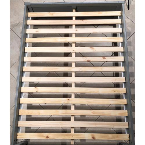 Top View Full Slat Kit With Support Beam and Legs