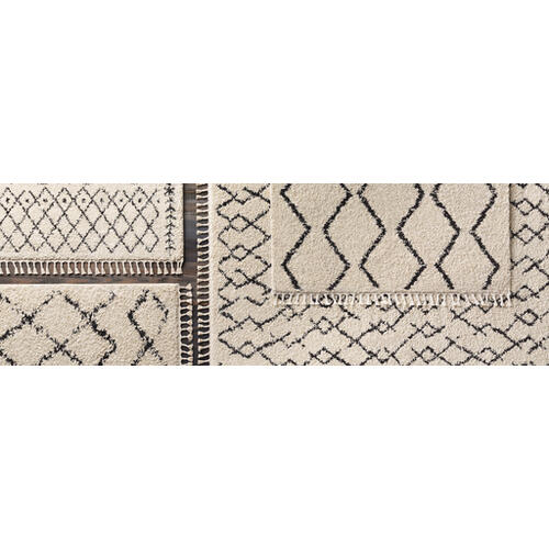 "Berber Shag BBE-2303 18"" Sample"