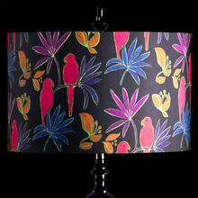 FUSHIA MIXOLOGY SHADE  MEDIUM  11in X 16in  Available in three sizes this lighting collection ha