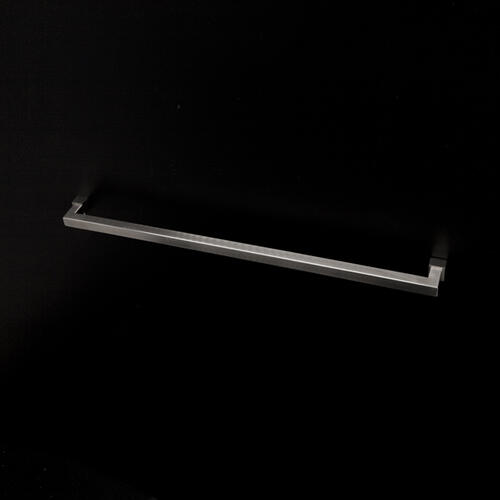 """Wall-mount 17 5/8""""W towel bar made of stainless steel."""