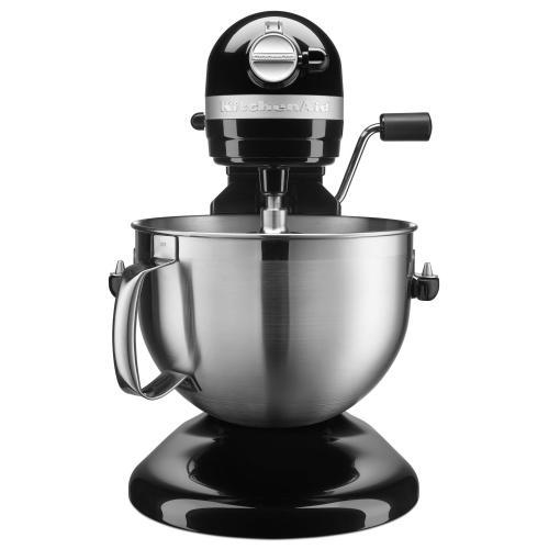 KitchenAid Canada - 6 Quart Bowl-Lift Stand Mixer - Onyx Black