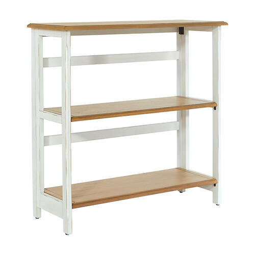 Medford 3-shelf Bookcase