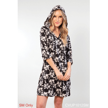Aloha Hooded Coverup - S/M (3 pc. ppk.)