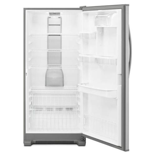 Gallery - 18 cu. ft. Upright Freezer with LED Interior Lighting