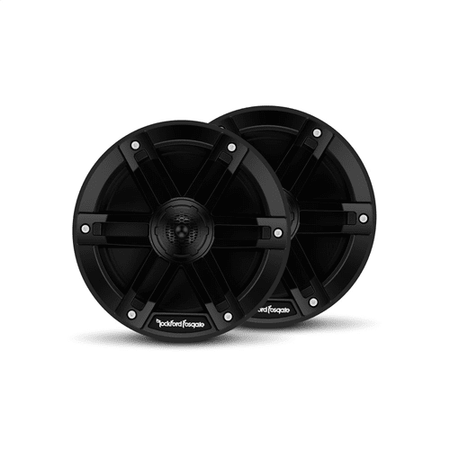 "Rockford Fosgate - M0 6.5"" Marine Grade Speakers - Black"