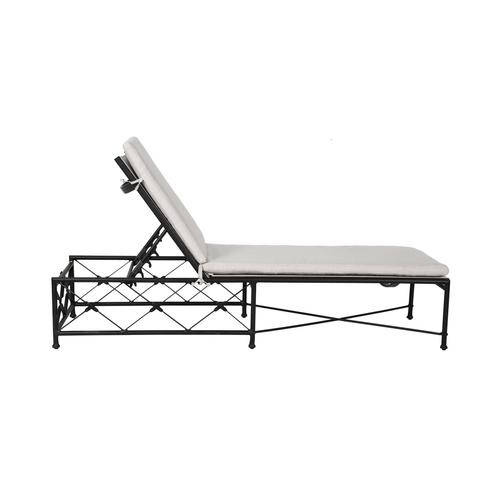 Castelle - Preserve Sling Chaise Lounge W/ Optional Loose Pad