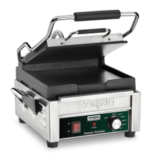 Compact Italian-Style Flat Grill - 120V