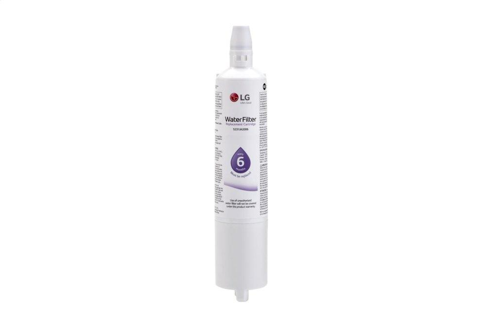 LG LT600P® - 6 Month / 300 Gallon Capacity Replacement Refrigerator Water Filter (NSF42 and NSF53*)