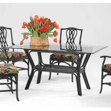 Trellis Rectangular Dining Table