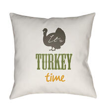 "It's Turkey Time TME-004 20"" x 20"""