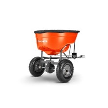 See Details - 130 Lb. Tow-behind Spreader