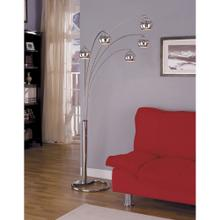 "82""h 5 Arm Arc Floor Lamp"