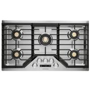 "Monogram 36"" Smart Deep-Recessed Gas Cooktop (Natural Gas) Product Image"