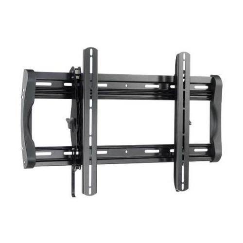 "Black Tilting Wall Mount for 37"" - 90"" flat-panel TVs"