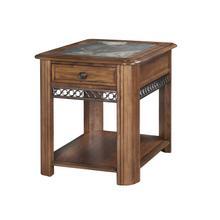 See Details - Rectangular Drawer End Table
