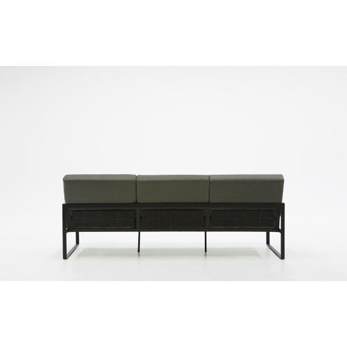 Renava Corozal Outdoor Grey Sofa Set