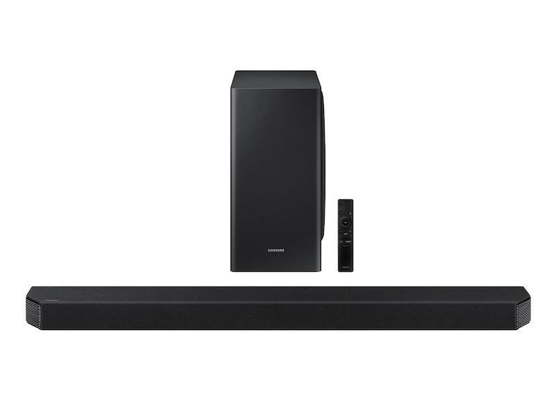 SamsungHw-Q900t 7.1.2ch Soundbar W/ Dolby Atmos / Dts:x And Alexa Built-In (2020)