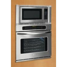 """See Details - 30"""" Microwave/Electric Oven Combination"""