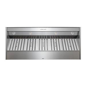 "54"" Stainless Steel Built-In Range Hood with iQ12 Blower System, 1500 Max CFM"